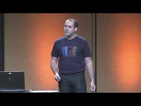 Google I/O 2011: Connecting People and Places