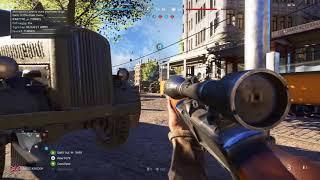 Battlefield V Beta.Közel volt a 20 kill,de majd legközelebb.