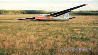 Полеты на планере Бланик (Blanik L-13)