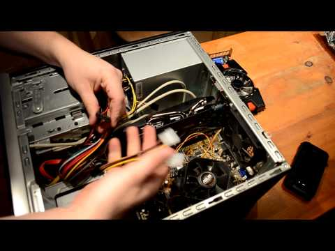 PCI x16 Video Card Installation/Replacement