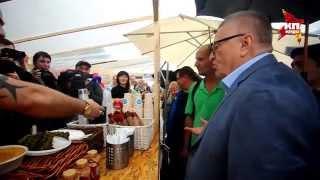 Владимир Жириновский проверил отечественную еду // Vladimir Zhirinovsky checked domestic food