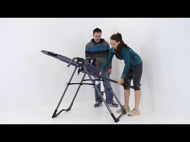 Tester le contrôle de votre équilibre et de la rotation | Série FitSpine X