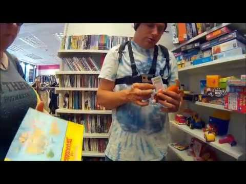 Charity Shop Hunting Episode 9 - Co Op With Gameboysareawesome!