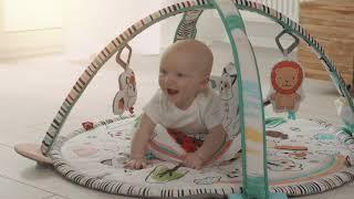 Обзор детского музыкального коврика Lionelo Paula