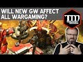 Will the New Games Workshop Affect All Wargaming?