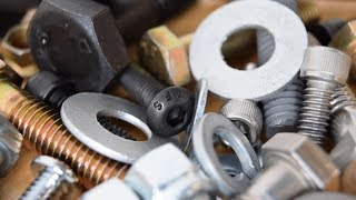 Screw It! Intro to Fasteners & Bolted Connections