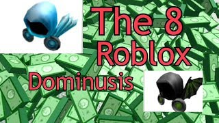 The 8 Roblox Dominus's