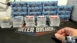 2019-20 PANINI ENGLISH PREMIER LEAGUE EPL PRIZM BREAKAWAY 20 BOX ASIA RETAIL CASE BREAK #2