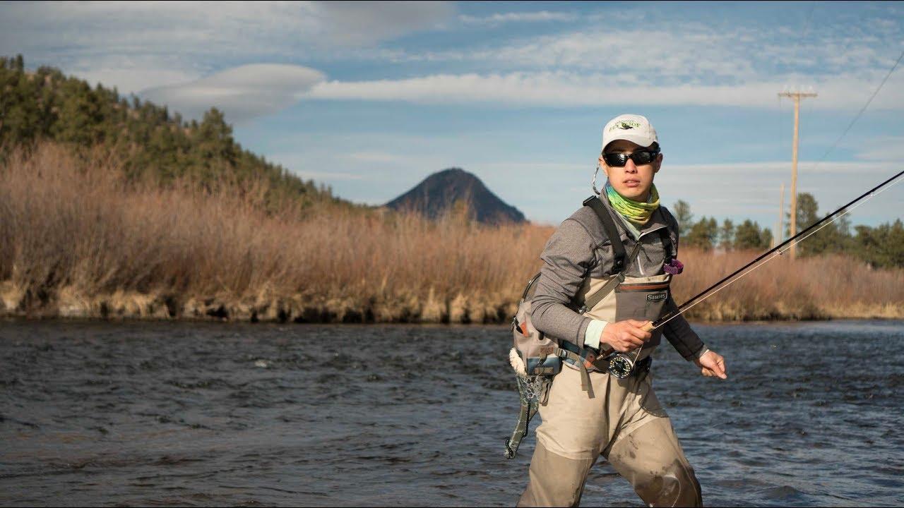 ALLorado Trout Fly Fishing South Platte River Deckers Colorado | Zhiyun  Crane on Sony A6300