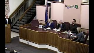 Fargo Park Board Meeting Nov 12, 2019