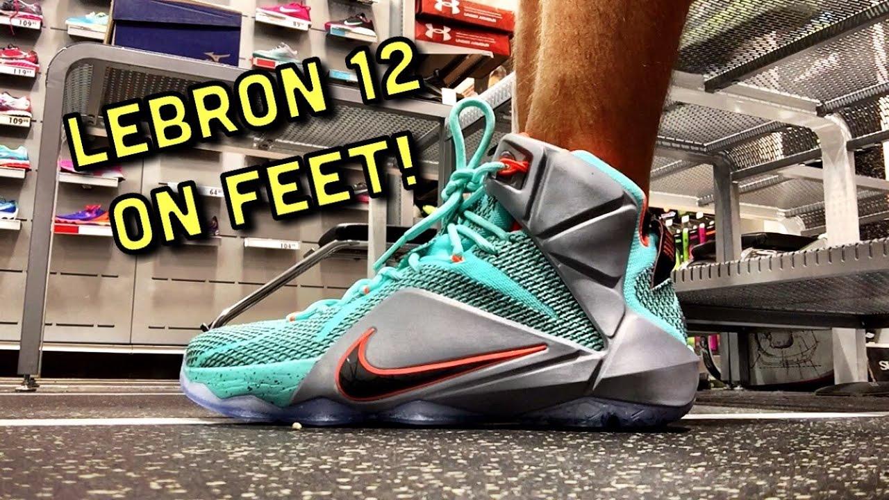 def16c29fcc7 ... reduced nike lebron 12 on feet 7ffc5 12e21