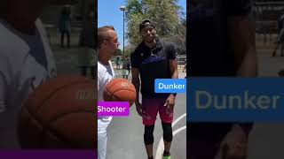 Shooter meets Dunker