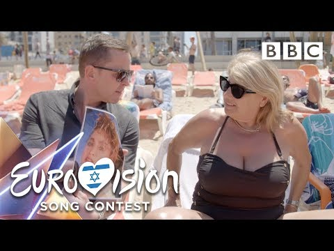 Have YOU seen Madonna in Tel Aviv? 🧐 - Eurovision 2019 - BBC