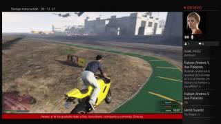 Retraso con sortecana y misterioso|GTA V Online| PS4 | Aquerol11YT