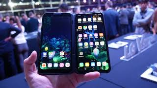 LG V50, LG G8 und G8s ThinQ erster Eindruck vom MWC 2019