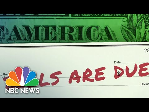 With Bills Due For Millions Of Americans, Here's How To Get Help | NBC Nightly News