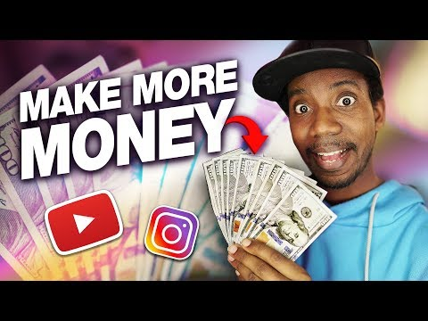 BRAND DEALS: How To Get PAID Brand Deals and Work with Sponsors💰😱💰