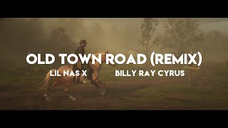 Lil Nas X - Old Town Road (feat. Billy Ray Cyrus) [ Lyrics]
