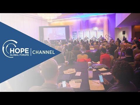 HOPE Global Forums 2016 - Global Youth Unemployment