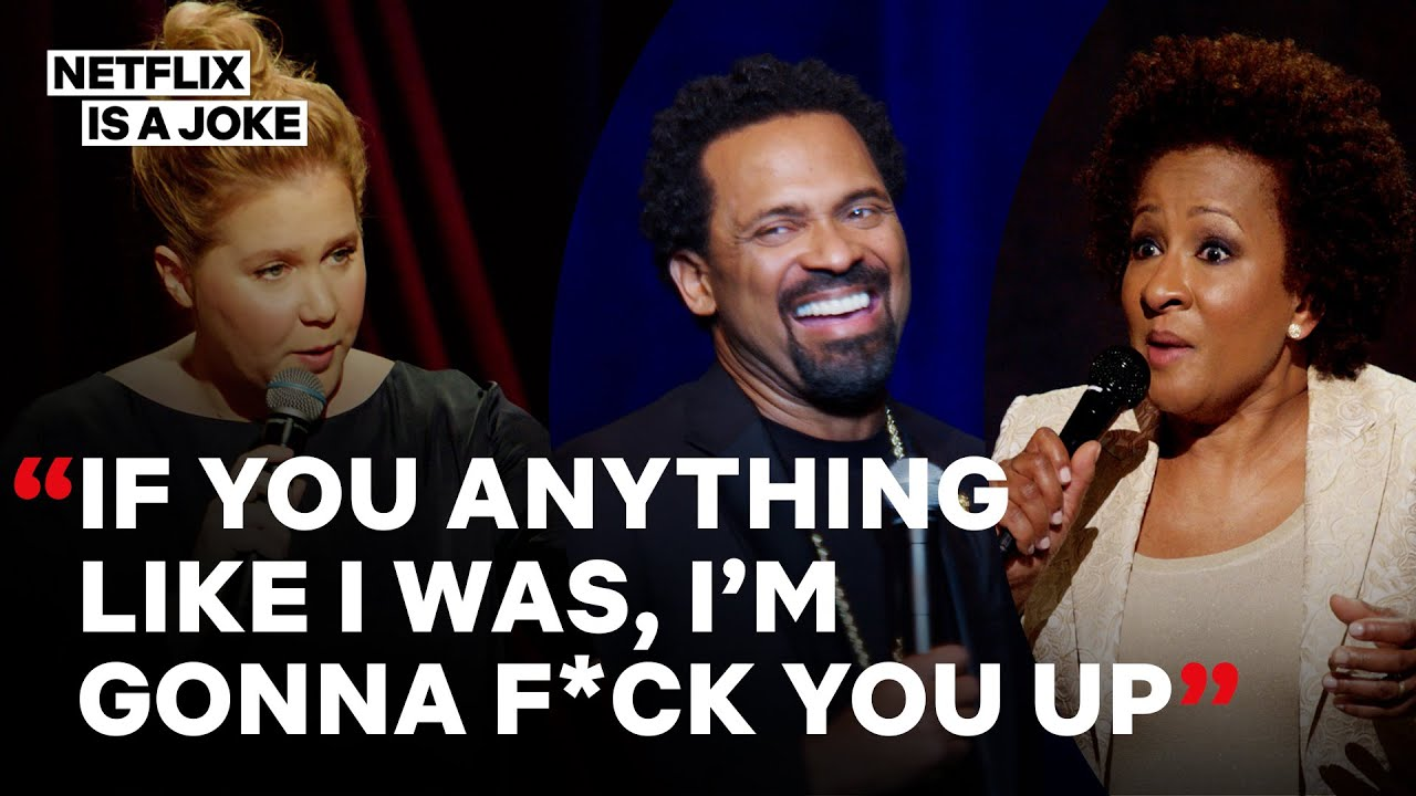 18 Minutes of Parenting Advice From Your Favorite Comedians