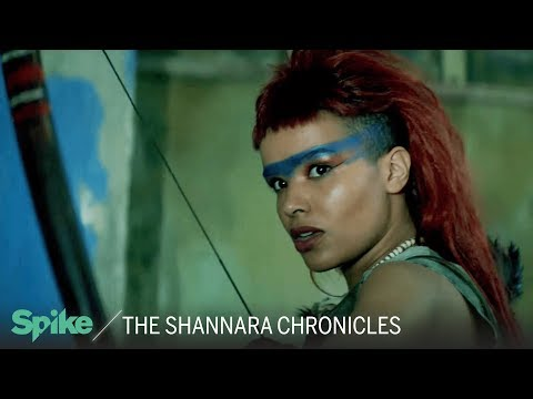 'Eretria's Old Flame' (Ep. 107) | The Shannara Chronicles: Now On Spike TV