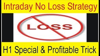 No Loss Intraday H1 Time Frame Special Forex Trading Strategy by Tani Forex in Urdu and Hindi