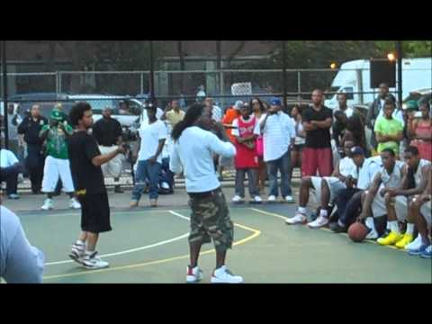 "Ace Hood ""Go N Get It"" LIVE @ Rucker Park in Harlem, NYC"
