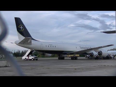 TJSJ Spotting: After Hurricane Irma... Relief Flights Day 3