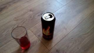 видео burn энергетический напиток