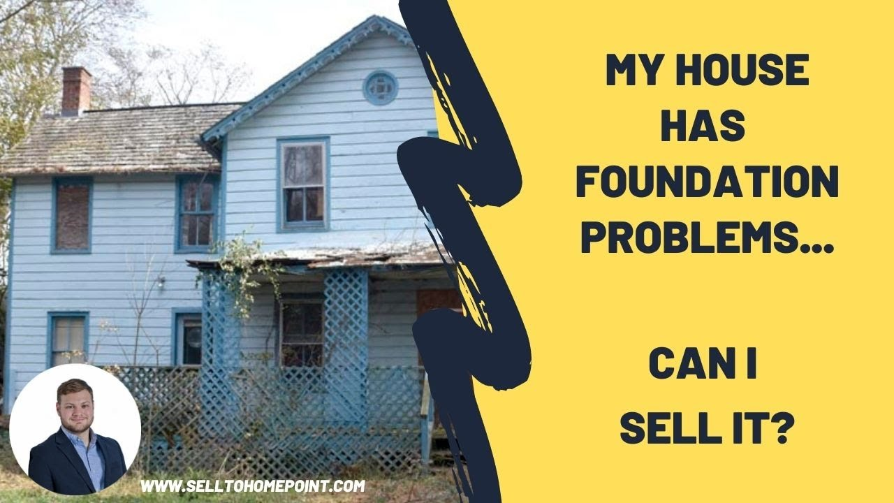 Can I sell my home in MA if it has Foundation Problems?