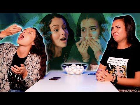 YouTubers VS sus hermanitos | Cellegrini VS Abril