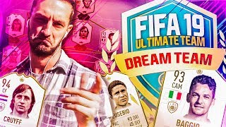 FULL *NEW* ICONS SQUAD! | FIFA 19 ULTIMATE TEAM GAMEPLAY
