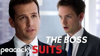 What Makes Harvey Specter A Good Mentor | SEASON 1 | Suits