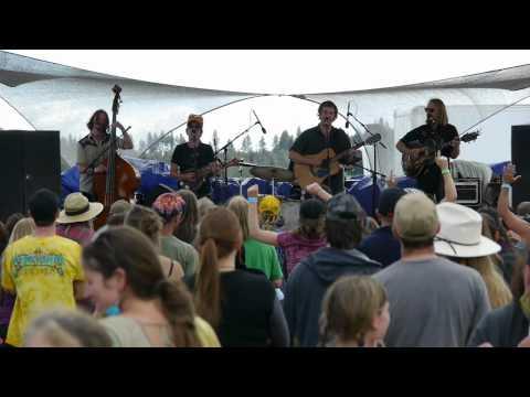 Fruition - Portland Bound - 4 Peaks Music Festival - 6/23/12