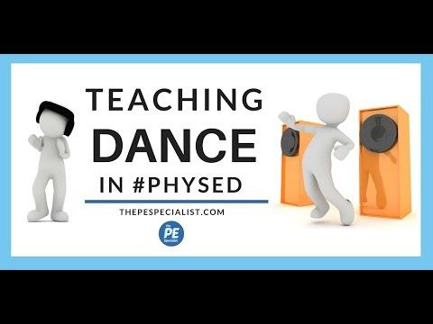 Elementary PE Dance - Jump Dance
