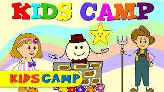 Kids Camp Nursery Rhymes - Channel Trailer