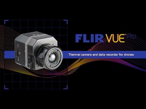 The FLIR Vue Pro: Thermal Imaging Camera for sUAS