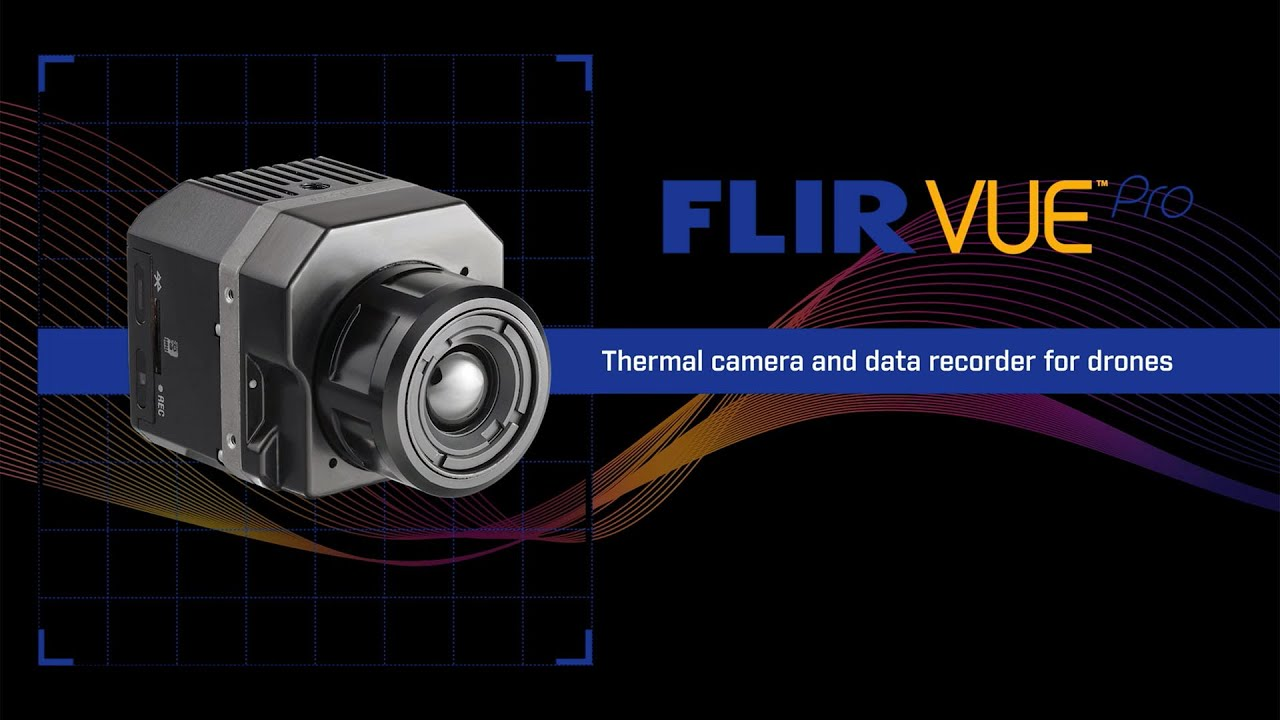 FLIR Vue Pro Thermal Camera for Drones | FLIR Systems