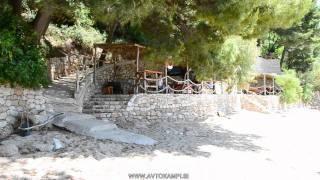 Camp site Vala - Orebic - Peljesac