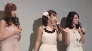 『やりすぎコンパニオンとアタシ物語』初日舞台挨拶/守永真彩、丸高愛...