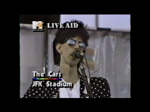 Monica Lowe  - Remembering The Cars at Live Aid