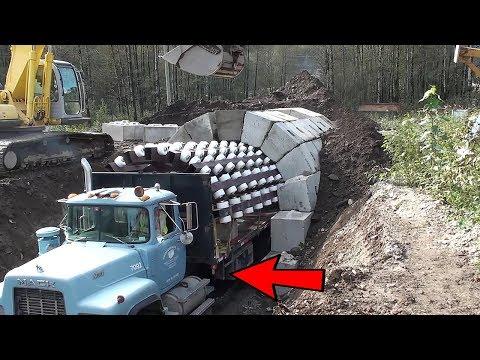 Truk Pembuat Terowongan!! 5 MESIN DAN ALAT BERTEKNOLOGI CANGGIH DI DUNIA