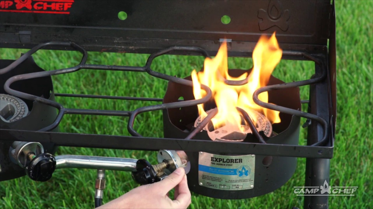 How to Fix Low Flame on Your Gas Grill or Stove | Camp Chef