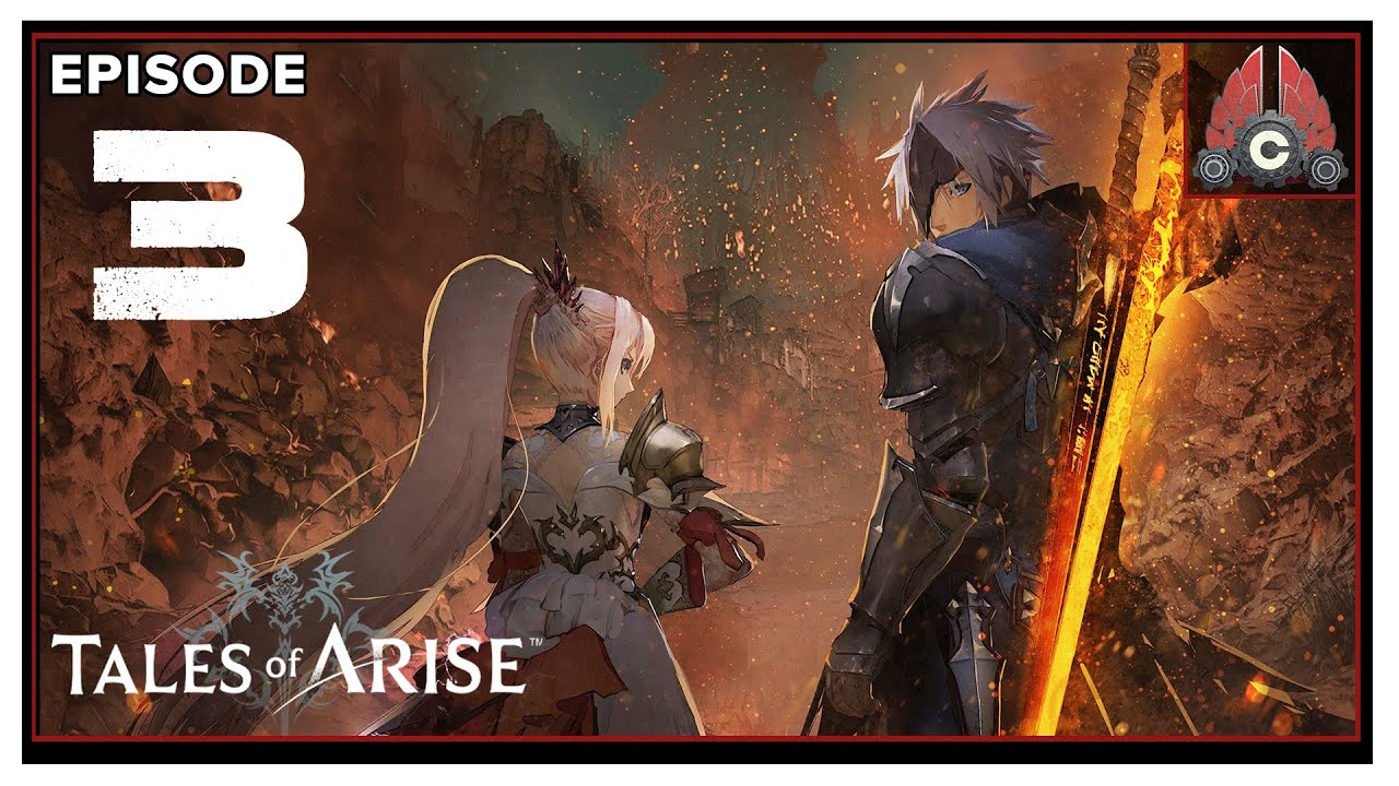 CohhCarnage Plays Tales Of Arise (Sponsored By Bandai Namco) - Episode 3