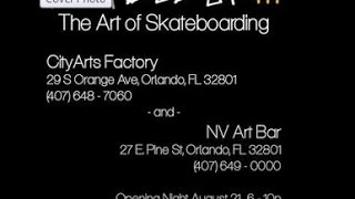 """Boarded up 3, the art of skateboarding "" live on Fox 35 ""Good Morning Orlando"" morning show 8/27/14"