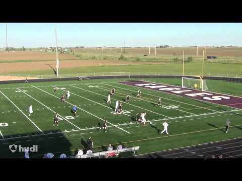 Pella Christian High School vs  Centerville   Coach Simoes highlights 1