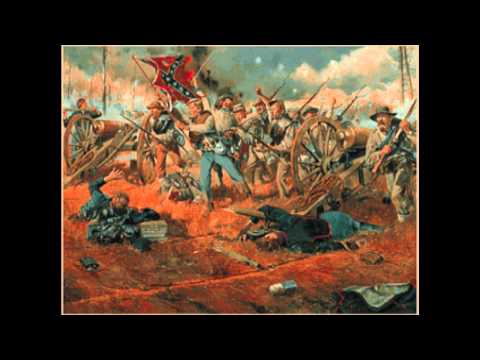 Confederate Song - Bright Sunny South
