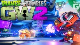 Plants vs Zombies Garden Warfare 2: Multiplayer Gameplay Fun! (Plants Vs Zombies)