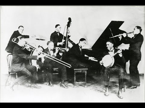 Doctor Jazz - Jelly Roll Morton's Red Hot Peppers - 1926