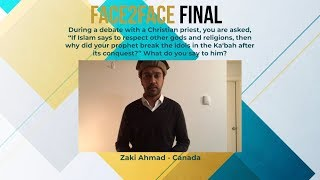Face2Face - Preparing for the Final